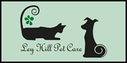 Ley Hill Pet Care Logo